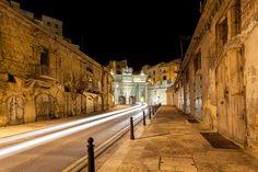Through the Gate. by Dieter Weck/ Malta