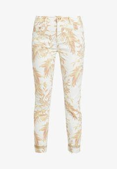 Botanic print ankle pants - Mos Mosh