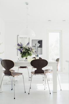 Kun katson ympärilleni - Lisbet e. Dining Area, Kitchen Dining, Dining Table, My House, Pergola, Interior, Furniture, Home Decor, Decoration Home