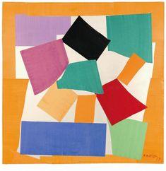 Henri Matisse, The Snail 1953