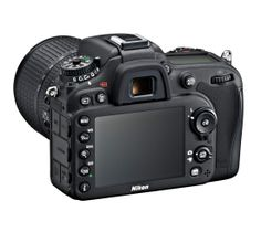 Nikon anuncia a D7100