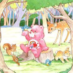 Environmental Cheer Bear