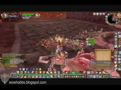AOE Farming with Hobbs - World of Warcraft     World of Warcraft Farming Videos  Like, Repin #thanks :)