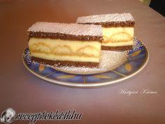 Tiramisu, Cheesecake, Food And Drink, Ethnic Recipes, Vaj, Cukor, Facebook, France, Pie