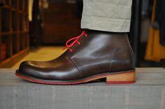 Colección Otoño-Invierno 2015 de M.bö by Sergio Dávila www.mbo.com.pe/tiendas #MboLifestyle #Footwear
