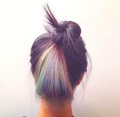 #pelo de colores // coloured #hair