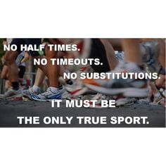 the only true sport! CROSS COUNTRY