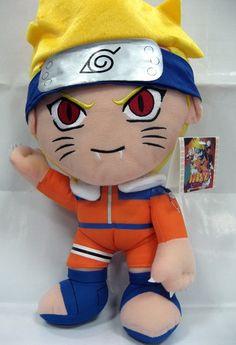 Naruto Uzumaki Naruto Plush NAPL3051