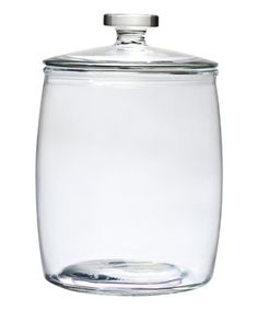 This 320-Oz. Arlo Glass Canister is perfect! #zulilyfinds