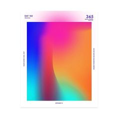 Day 182. How do you like this gradient? Personal account: @vasjenkatro . . . . . #poster #baugasm #postereveryday #designeveryday #baubauhaus #vasjenkatro #graphicdesign #typography #graphic #365 #inspirationseed #albania #designspiration #prints #modernart #art #print #aiga #itsnicethat