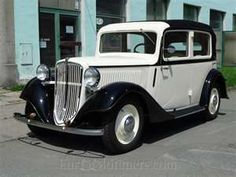 1934 Praga Piccolo