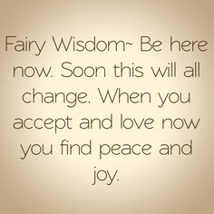 Fairy Wisdom from Elizabeth Saenz at theexpandedgateway.com