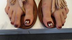 Pretty bows nail art Bow Nail Art, Nail Arts, My Nails, Bows, Pretty, Design, Women, Arches, Bowties