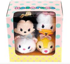 Super Rare ALTA Grand Opening Kawaii TSUM TSUM 4 LIMITED at HARAJUKU  MISS BUNNY #DisneyTSUMTSUM