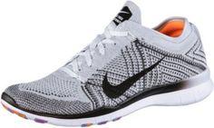 36040089b6ad ... Nike Free Trainer Flyknit Fitnessschuhe Damen weißlila top design 76247  3c844 ...