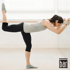 Fold over gives tremendous stamina to your legs and is the best fat-burning seat exercise of all. It strengthens the glutes hamstrings and quads while increasing the active range of motion between your two legs. Hamstring Strengthening, Home Body Weight Workout, Barre Body, Barre Moves, Bar Method, Bum Workout, Workout Plans, Getting Back In Shape, Fitness Studio