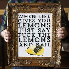 Lemons 11x14, $29, now featured on Fab.