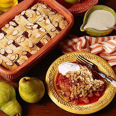 Apricot Cobbler with Custard Sauce - Crazy-Good Fruit Cobbler Recipes - Southern Living