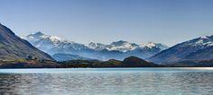 Lake Wanaka by Fluidphoto