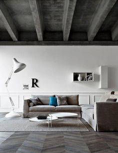 In the height of the industrial revolution, the exposed brick, duct work and pipes of factories were not a desirable look, but simply inevitable. Today, leaving the inner workings of a home exposed, or even bringing in recycled, raw materials is a strong design movement with emphasis on aesthetic, rather [...]