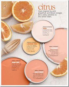 Fresh & Fruity Colour Trends for 2010 | Maria Killam | True Colour Expert | Decorator