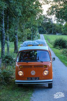Volkswagen BeCombi - Vacances en Vallée de la Dordogne Volkswagen, Vw Bus T1, Glamping, Porsche, Audi, La Dordogne, Van Life, Vw Vans, Vehicles