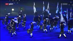 Top Secret Drum Corps at Gymotion 2014