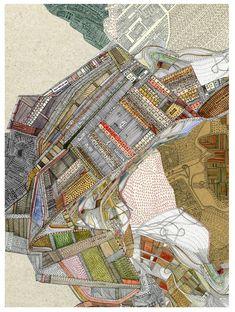 Nigel Peake http://www.nigelpeake.com/work/2013/hermes-carre/ For blueprint.jpg