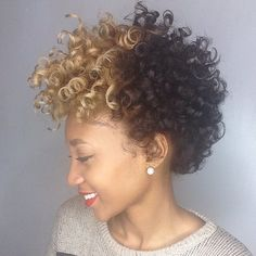 hair2mesmerize:  @modelesque_nic #hair2mesmerize #naturalhair #healthyhair