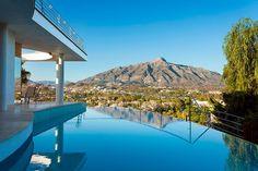 La Concha Villa Modern Luxury Marbella Spain Buy Rent Property Costa Del Sol