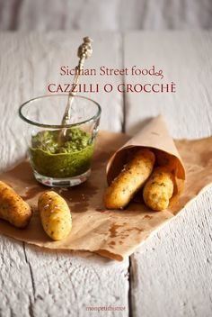 Mon petit bistrot: Street food, si va a Palermo!