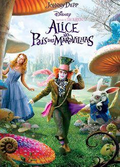 "Assista a ""Alice no País das Maravilhas"" na Netflix"