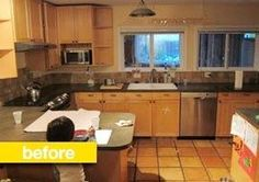 Before & After: IKEA Kitchen Remodel