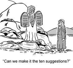 Cartoonist Kevin Rains - Faith KARtoons