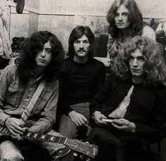 Led Zeppelin — Straight From Hell!