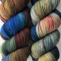 MB Tarte Berlin - Yarn Stash, Yarn Thread, Sock Yarn, Hand Dyed Yarn, Knitting Projects, Yarns, Craft Supplies, Berlin, Colors