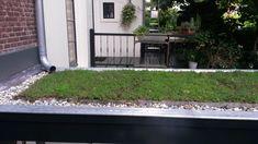 Zelfs op de kleinste plekken kan je een tuin creeëren
