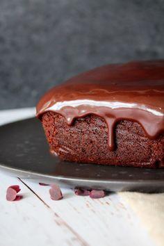 Chokolade Banankage Med Baileys Glasur – One Kitchen – A Thousand Ideas