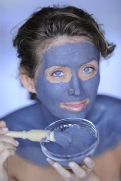 Natural Beauty: Clay masks from Natural Beauty Secrets by Dawn Gallagher