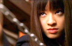 """Chiaki Kuriyama , Kuriyama Chiaki (栗山千明) / """"Kill Bill"""""""