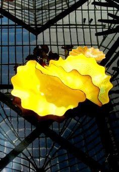 """Dale Chihuly """"Glass in the Garden"""" Exhibition"""