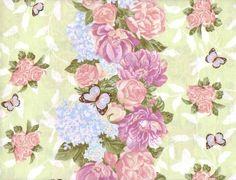 Scrapbook Butterflies Floral Papers by Five5Cats.deviantart.com on @deviantART