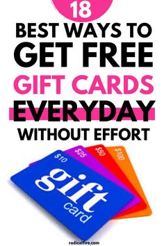 What, FREE gift cards? YES, you can earn FREE gift cards starting today! I use them to save money, or I give them to family and friends as gifts. Learn everything about how to get free gift cards from stores like Amazon, Walmart, or Starbucks. The sky is the limit! #freemoney #freecash #savemoney #giftcards #amazonhacks Save Money On Groceries, Ways To Save Money, Money Saving Challenge, Money Saving Tips, Free Starbucks Gift Card, Get Gift Cards, Money Games, Managing Your Money, Investing Money