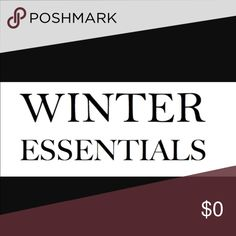 ❄️❄️Winter Essentials ❄️❄️ In this section you will find all Winter & Fall Essential Items: Pants, Dresses, Sweater and Winter Accessories. Sweaters