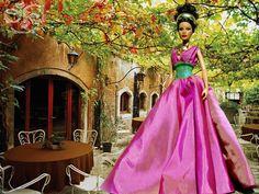barbie cha cha in Alfresco Venice Italy