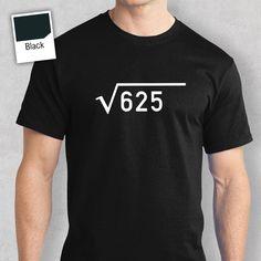 Birthday Birthday Present Classic Square Root 1600 Birthday Idea for 1977 Birthday Birthday Shirt 40 Birthday! 40th Birthday Presents, 30th Birthday Shirts, Birthday For Him, 25th Birthday, Birthday Ideas, Square Roots, Birthday Design, Etsy, Birthdays