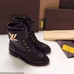Louis Vuitton Wonderland Ranger Boots 1A1IY7 2016