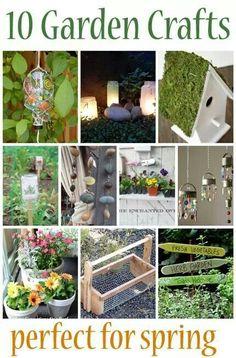 6409 best GARDEN CRAFTS images on Pinterest | Succulents, Gardening ...