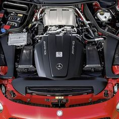 Engines are the perfect field of creativity and innovation for every engineer. That's what makes every #AMG engine outstanding and its sound so special. #MercedesAMG #MercedesBenz #Mercedes #DrivingPerformance #OneManOneEngine #MBcar #Engine #Engines #Engineer #Perfect #Power #Powerful #Performance #HighPerformance #DrivingPerformance #Passion #Lifestyle #Legend #Cars #InstaCar [Mercedes-AMG GT | Fuel consumption combined 9.6-9.3 l/100 km | CO2-emission combined: 224-216 g/km] by mercedesamg