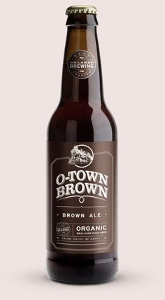 Orlando Brewing Co. on Packaging Design Served